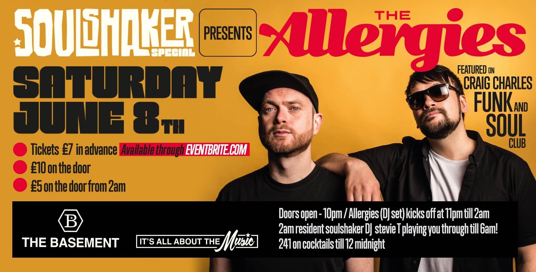 The Allergies (DJ set)